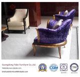 Mobília elegante do hotel para a mobília da entrada com poltrona da sala de estar (YB-S-825B)