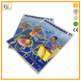 서비스 (OEM-GL007)를 인쇄하는 싼 Softcover 비발한 책