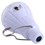 가정 옥외 점화를 위한 재충전용 LED 전구 태양 빛