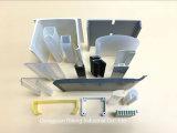 ABS Plastic Uitdrijving 5 van Profielen & van Pijpen