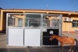 Bewegliche galvanisierte Pferden-Ställe mit Stahldach (XMR18)