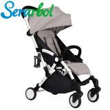 Carrello piegante della carrozzina del passeggiatore del passeggiatore del bambino di vendita calda/bambino di Foldbale/passeggiatore del bambino