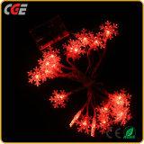 Preço da iluminação feericamente da luz da decoração da festa de Natal do jardim o melhor