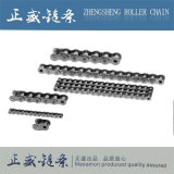 Standard en acier Triplex court pitch industrielle de précision la chaîne du convoyeur