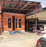 Wld7200 cabina de pintura con calefacción eléctrica Bar