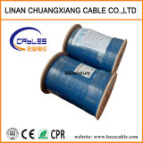 Cable LAN cable UTP CAT6 en el interior