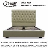 記憶空間(M003)が付いているアメリカの普及した様式ファブリックガス上昇のベッド