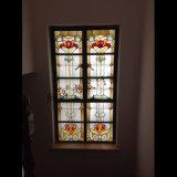 مطرقة صناعة [ألد ستل] معدن نافذة