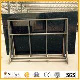 Pietra bianca di cristallo artificiale costruita del quarzo per i controsoffitti/mattonelle