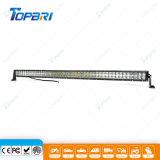 Oferta de fábrica Offroad de 50 pulgadas 288W recta de la barra de luz LED