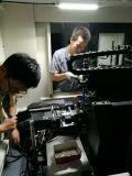 El PLC controla la máquina de pulir del CNC para el extremo de vástago