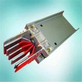 Busbar van het aluminium Buis in China wordt gemaakt dat