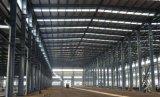 Taller de fábrica de estructura de acero Construcción