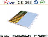 Горячий продавать мраморным дизайном настенной панели из ПВХ и ПВХ потолок для украшения для установки внутри помещений