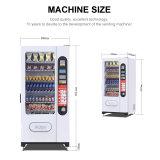 Distributore automatico combinato LV-205f-a dello spuntino di alta qualità e delle bevande