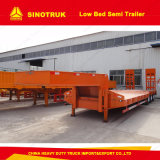 LKW zerteilt Schlussteil-Sattelschlepper-Fuss-Flachbettschlußteil mit Qualität