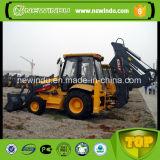 cargadora retroexcavadora marca de maquinaria de la rueda delantera Xt876 Precio