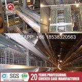 Q235 de Batterijkooi van de Laag van het Landbouwbedrijf van het Netwerk van de Draad