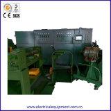 Gel de silicona de PVC de alambre y cable de línea de extrusión