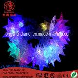 クリスマスの装飾LED 110-220vdecoratingのシェルライトストリング