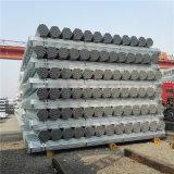 Rmeg Tubo de acero ASTM A53-a, Sch. 40, Gpe, de 5,8 metros de longitud