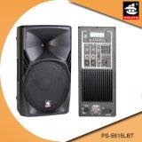 15 Zoll PROaktiver Plastiklautsprecher PS-5615lbt USB-250W Ableiter-FM Bluetooth EQ
