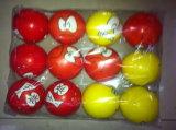 مضادّة إجهاد كرة أطفال لعب [فولّ كلور برينتينغ] زبد كرة [بو] إجهاد كرة