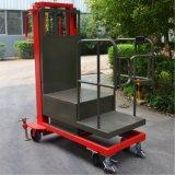 Récolteuse Semi-Électrique de commande avec la capacité de charge 300kg