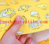 Tela impressa T/C de 35%Cotton 65%Polyester para a roupa das crianças do fundamento
