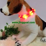 Аккумуляторный светодиод мигает собака втулку