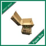 제조자 주문품 처분할 수 있는 식품 포장 상자