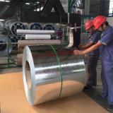 Hojas de acero galvanizadas acanaladas para la azotea y la pared para Suriname