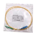 光ファイバケーブル屋内LC/Sc Monomodale /Singleのモードのシンプレックス光ファイバパッチ・コード