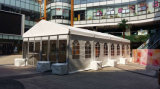 2017展覧会のイベントのための大きい玄関ひさしのガラス壁のテント