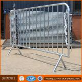 Горячее гальванизированное изготовление барьера металла управлением толпы