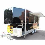 Restaurant mobile fait sur commande de conteneur de Yieson
