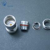Collier de serrage Mâle coaxial RF N Connecteur pour câble RG8