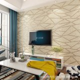 Papel de empapelar del PVC, Wallcovering, decoración de la pared, hoja del suelo del PVC, tela de la pared del PVC, papel pintado del PVC