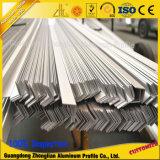 grande cornière 6000series en aluminium anodisée pour la décoration d'architecture