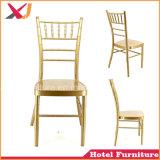 جيّدة نوع ذهب معدن عرس فندق مطعم مأدبة [تيفّني] [شفري] كرسي تثبيت