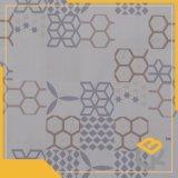 중국 제조자에서 지면, 옷장, 문 또는 가구 표면을%s 장식적인 종이를 인쇄하는 기하학 디자인