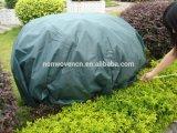 Rivestimenti di protezione dell'impianto di orticoltura, coperchi della pianta di giardino/sacchetti, sacchetti verdi di protezione dell'impianto di gelo di inverno