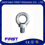 Galvanisation électrique AISI 304&316 de la vis DIN580 d'oeil d'acier inoxydable