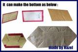 Станок для нанесения клея-расплава на нижней части емкости для клея бумажных мешков для пыли машины
