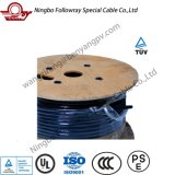 2,5 mm2 TUV 2pfg1169 de doble aislamiento aprobados Cable de alimentación de energía solar fotovoltaica