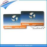 La meilleure carte de vente d'IDENTIFICATION RF de cadeau de PVC de Tk4100 13.56MHz
