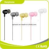 Micとの耳のイヤホーン移動式Headpsetの熱い販売の3.5mm