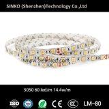 Hochwertiger wasserdichter LED-Flexstreifen