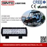 Barra de luces LED coche de la conducción de vehículo de Ingeniería (GT3400-54W)