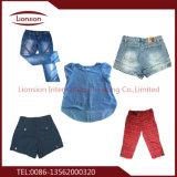 Дешевая используемая одежда для экспорта